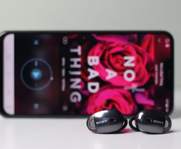 Sony WF-1000X Wireless In-Ear Headphones Review
