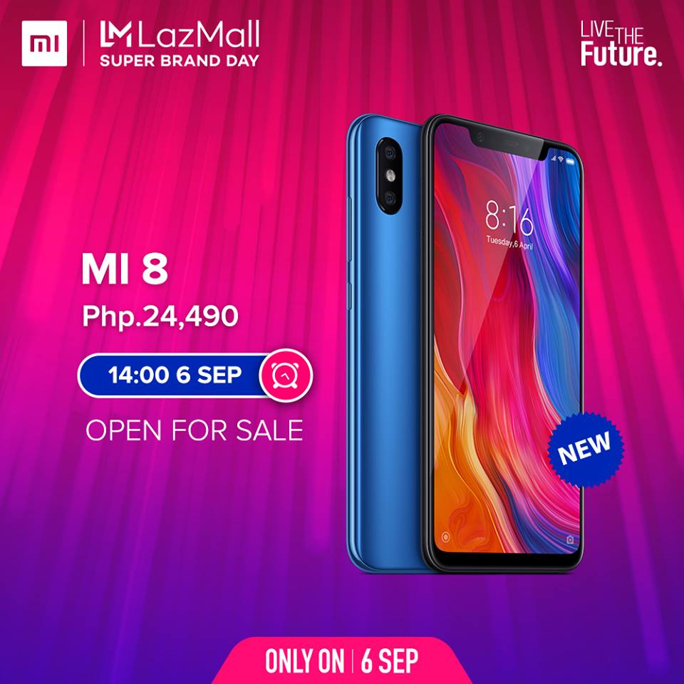 xiaomi sale 2 - Pocophone F1 Goes on Sale Today in Lazada!