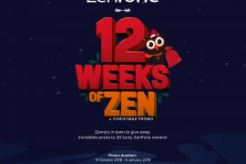 12 weeks of zen 270x180 - ASUS Announces 12 Weeks of Zen Promo!