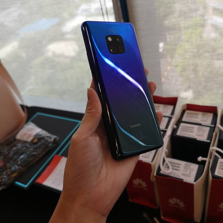 Huawei Mate 20 And Huawei Mate 20 Pro Get Official Price In