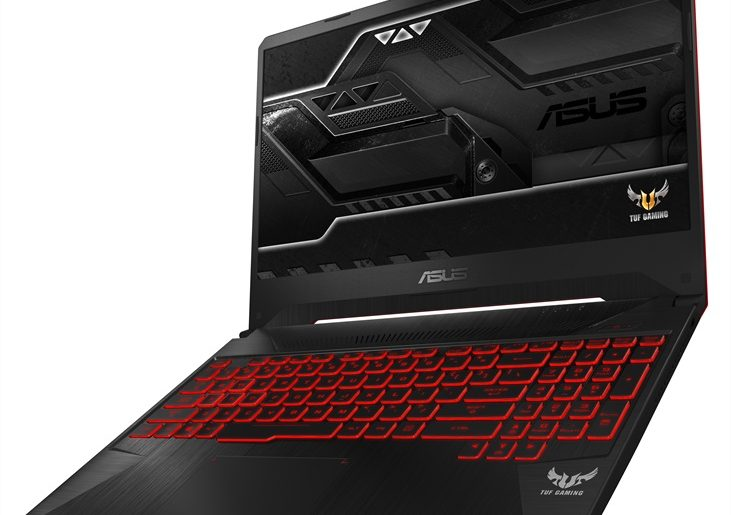 FX505 3fin 2 View 4 Light 731x515 - ASUS Launches TUF Gaming FX505 and FX705 in PH