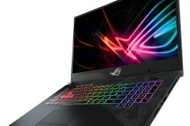 ASUS ROG Launches GL704 SCAR Edition Gaming Laptop in PH