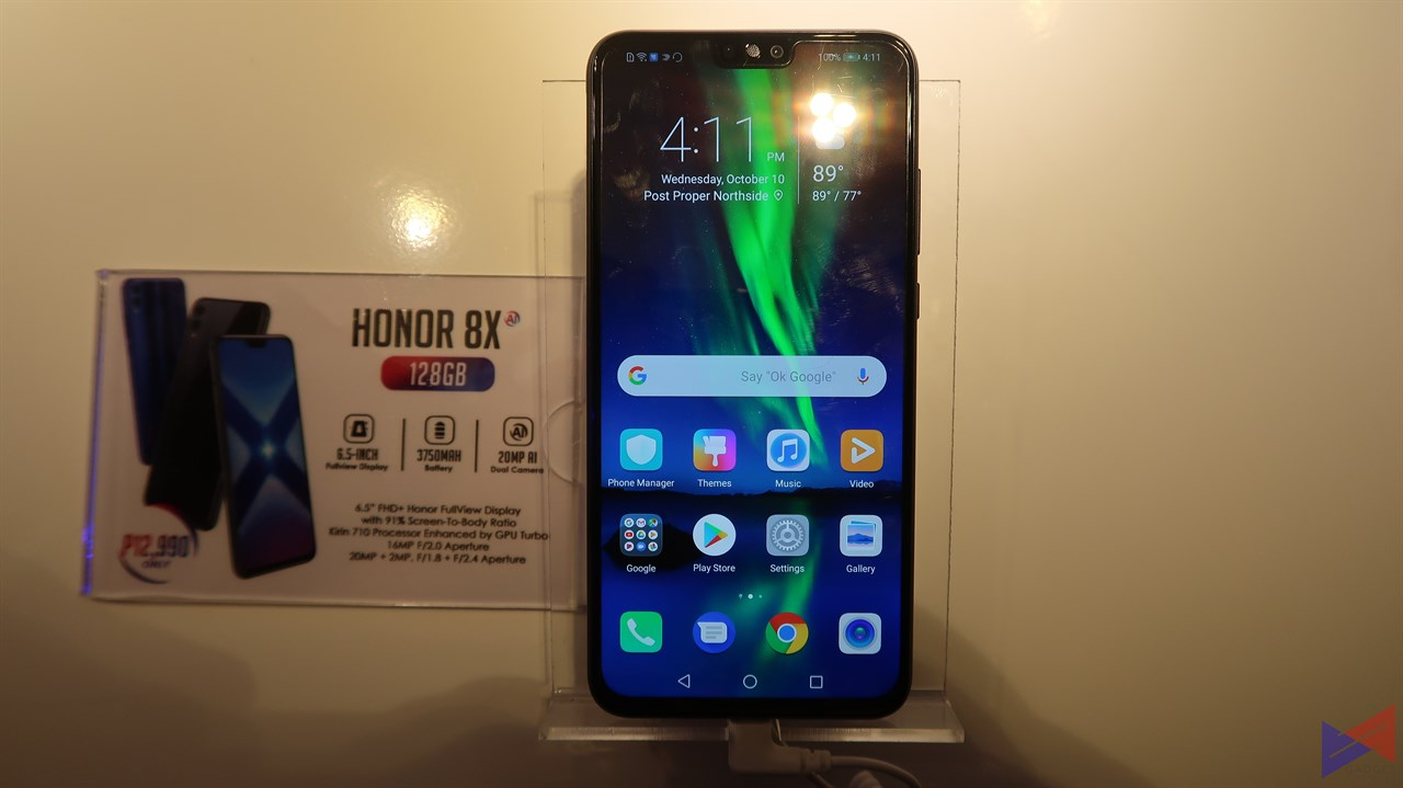 Honor 8X Launches in PH: Priced at PhP12,990!