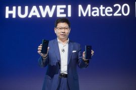 Mate 20 Launch 4 270x180 - Huawei redefines the smartphone with Mate 20 series