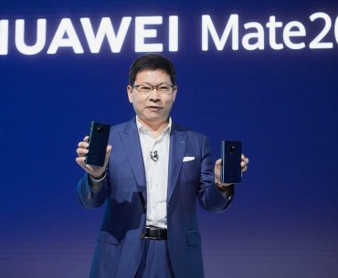 Mate 20 Launch 4 370x305 - Huawei redefines the smartphone with Mate 20 series