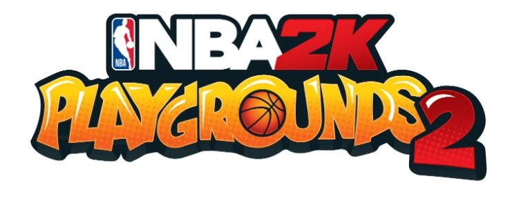 NBA 2K Playgrounds 2 Logo 770x294 - Ball without limits! NBA 2K Playgrounds 2 drops today!