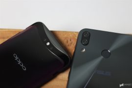 ASUS Zenfone 5z vs OPPO Find X Camera Shootout