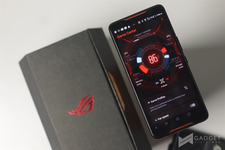 Asus Rog Phone Officially Launched In Ph Gadget Pilipinas