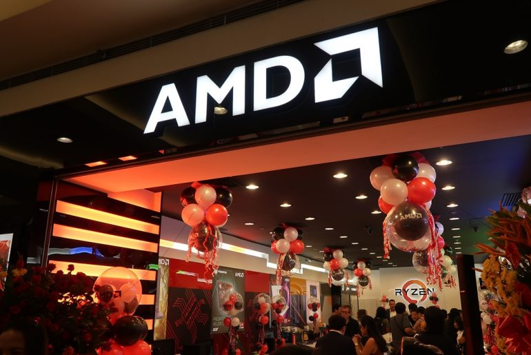 amd store opening 4 770x515 - AMD Opens its First Concept Store in APJ, and it's Located Here in PH!