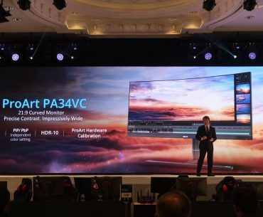 "ASUS Showcases its Newest Products for Productivity at ""Incredible Intelligence"" Launch Event"