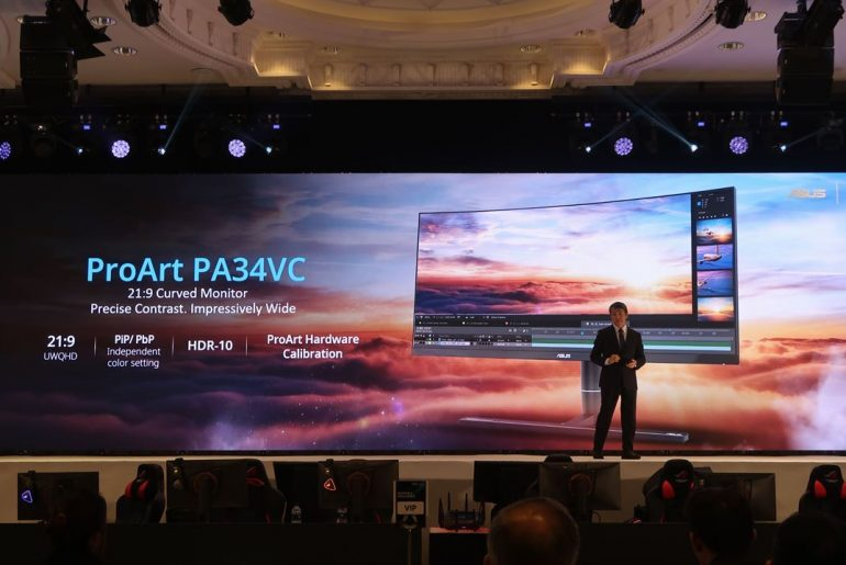 """ASUS Showcases its Newest Products for Productivity at """"Incredible Intelligence"""" Launch Event"""