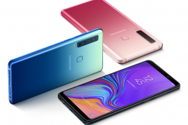 galaxy a9 3 270x180 - The Samsung Galaxy A9 has Four Rear Cameras!