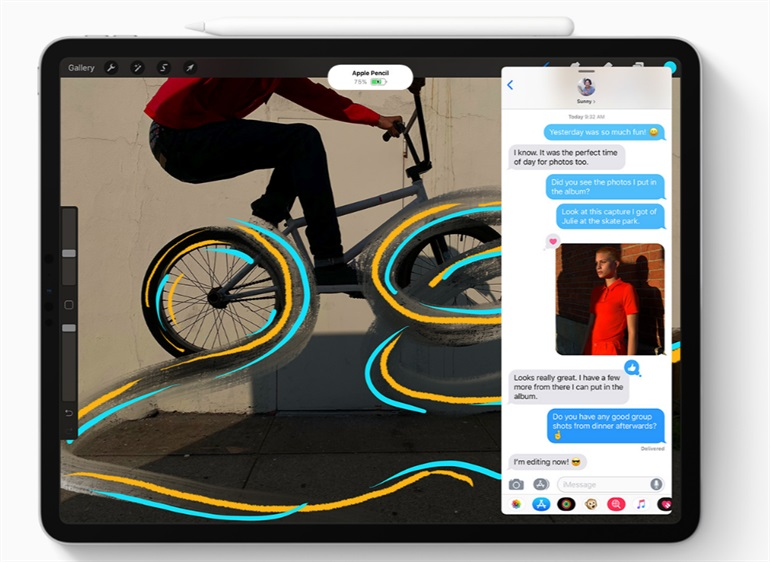 Apple has just reshaped the tablet competition with new the 2018 iPad Pro