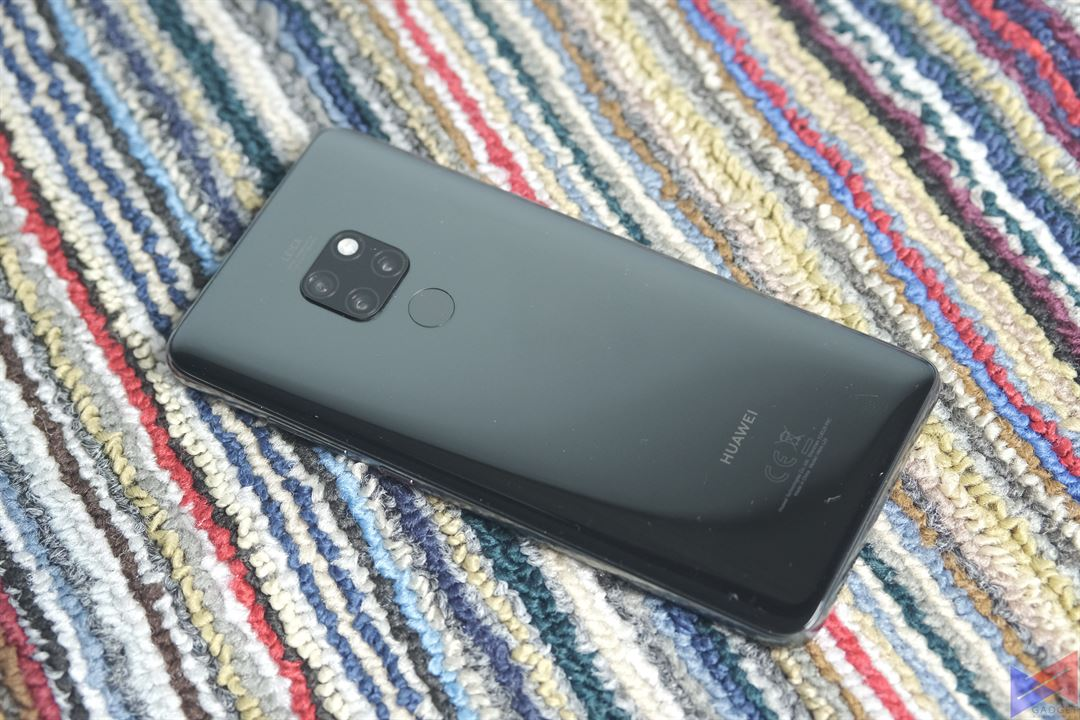 Huawei Mate 20 First Impressions
