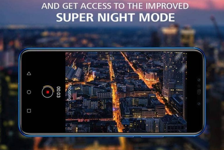 nova3 snm 770x515 - Huawei Nova 3 Gets Super Night Mode Update!