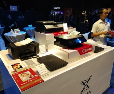 Canon's New Multi-Function Printers Take Productivity to the Next Level