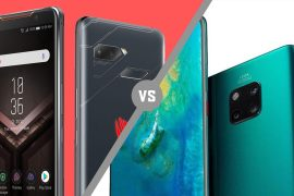 ASUS ROG Phone vs Huawei Mate 20 X Specs Battle: Which phone can game better?