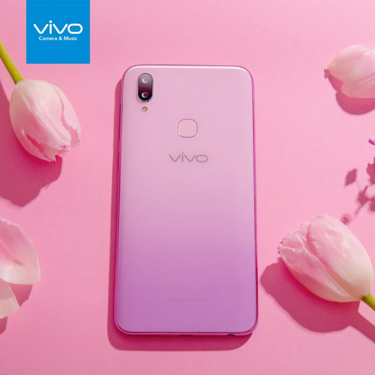 Vivo V11i Now Available in Fairy Pink!