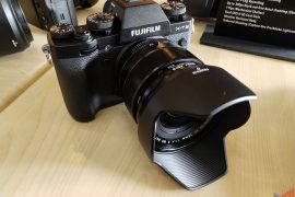 x t3 1 270x180 - The FUJIFILM X-T3 Redefines the Standards for Mirrorless Cameras