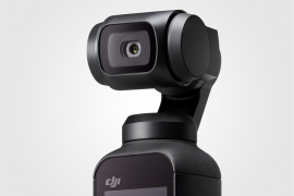 The DJI Osmo Pocket is a Compact Gimbal and Action Camera Combined!