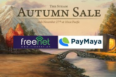 Maximize your Freenet points and PayMaya with these games on sale on Steam