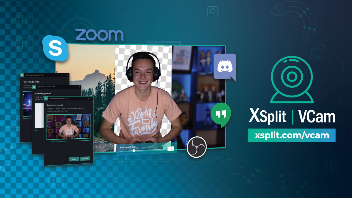 XSplit VCam Opens a Ton of Possibilities for Content Creators and Influencers