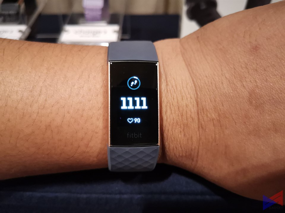 Fitbit Charge 3 Launches in PH