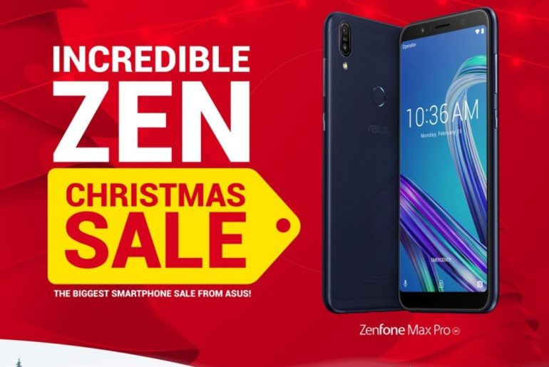 ASUS Announces Incredible Zen Christmas Sale!