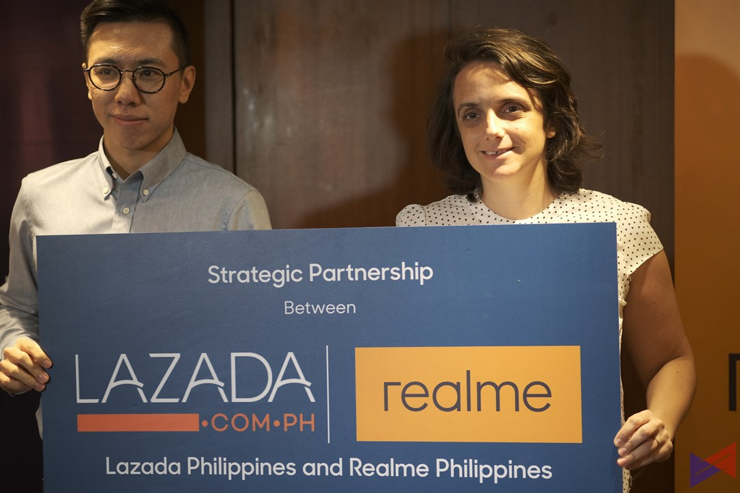 realme, Realme and Lazada Team Up to Boost E-Commerce in PH, Gadget Pilipinas, Gadget Pilipinas