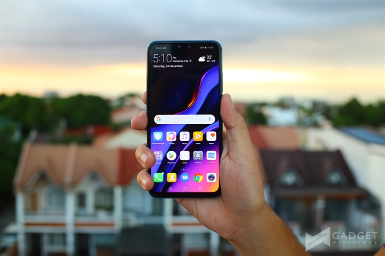 detailed look 7a54c 6e2c1 Huawei Y9 2019 Review - Your Next Mid-Level Smartphone – Gadget ...