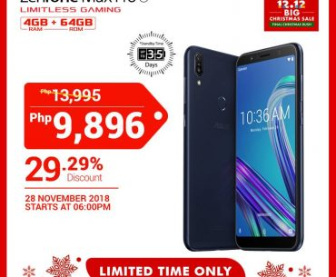 Get Up to 29% Off Select ZenFone Models on Shopee! Only for Today!