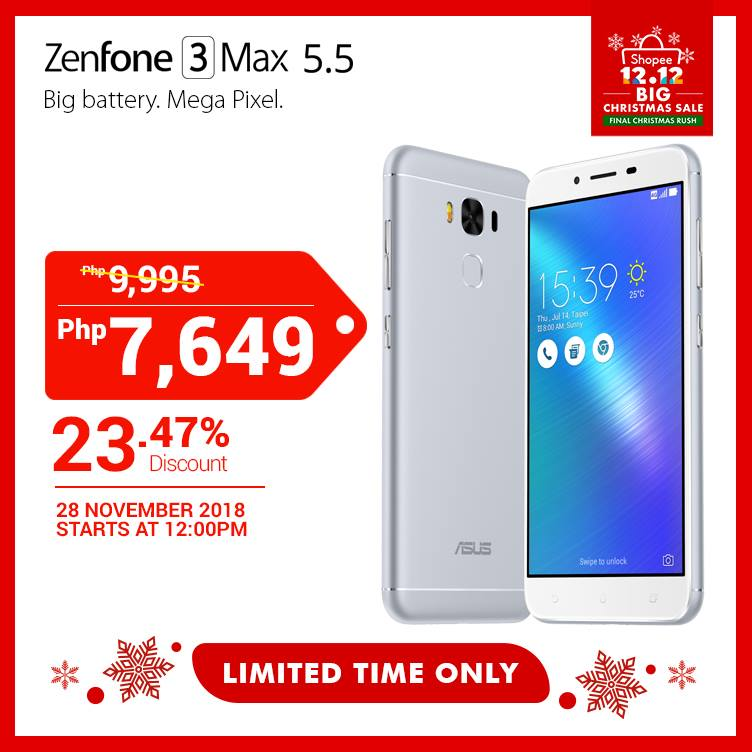 asus shopee, Get Up to 29% Off Select ZenFone Models on Shopee! Only for Today!, Gadget Pilipinas