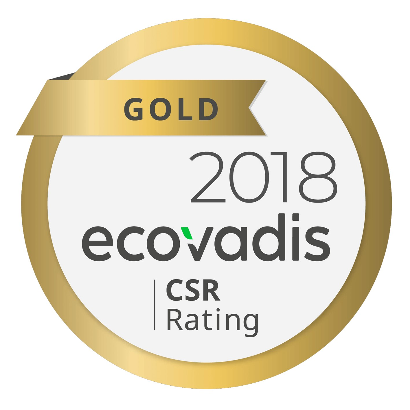 Epson Receives Gold Rating from EcoVadis for Overall Sustainability