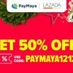 The Joy of Shopping with PayMaya during Lazada 12.12