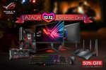 Get Up to 50% Off on Select ASUS and ROG Products at Lazada's 12.12 Sale!