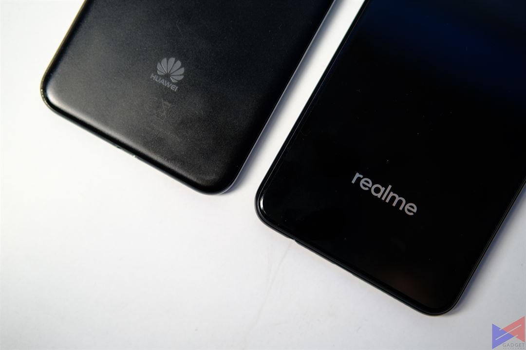 Quick Comparison: Huawei Y6 (2018) vs Realme C1