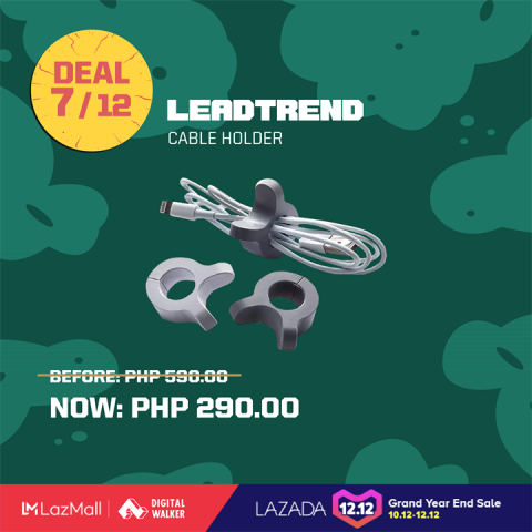 Get Up to 80% Off on Digital Walker's Grand Year End Sale in Lazada!