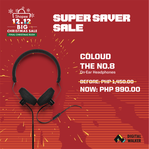 Treat Yourself to Digital Walker's Super Save Deals at Shopee!