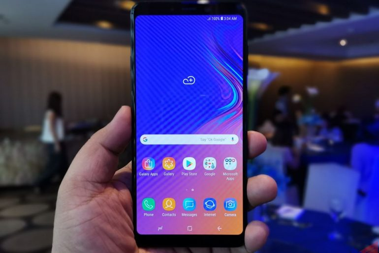 Samsung Galaxy A9 Now Available in PH!