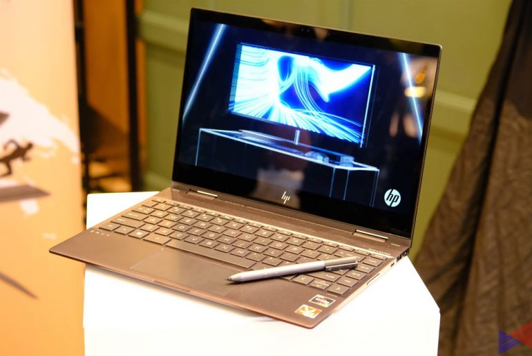 The Ryzen-Powered HP ENVY x360 is Your Ideal All-Around Notebook
