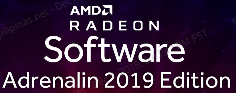 AMD Launches Radeon Software Adrenalin 2019 Edition
