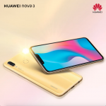 Huawei Nova 3 Now Available in Primrose Gold!