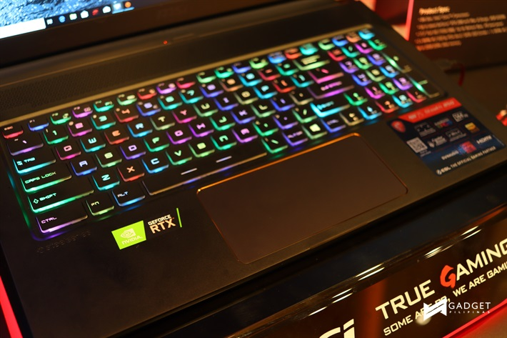 MSI unveils its RTX-Powered gaming laptops at CES 2019!