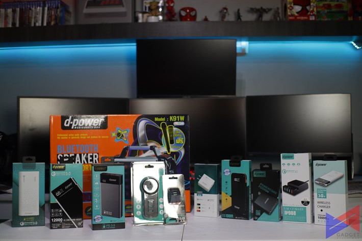 d-Power comes to the Philippines, offers ultra-affordable mobile accesories