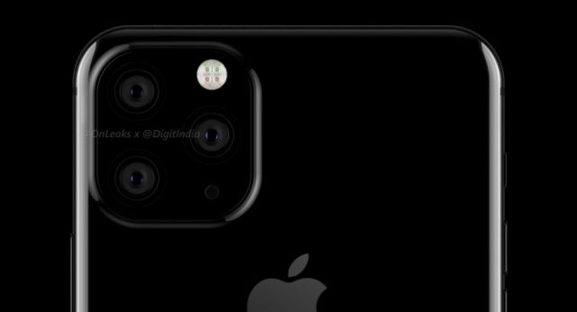 iPhone 11 rumored to have a triple camera setup