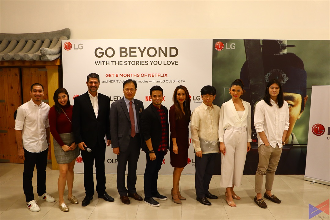 "lg netflix, Enjoy ""Kingdom,"" a Netflix Korean Drama-Thriller on the LG B8 4K OLED TV!, Gadget Pilipinas"