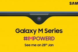 Samsung Galaxy M series to launch in India