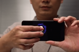 Xiaomi Showcases Next-Gen Fingerprint Scanning!