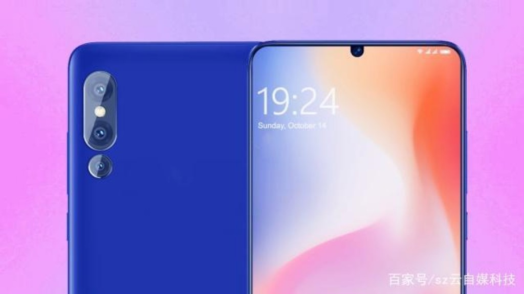 Xiaomi Mi 9 Facebook: Xiaomi Mi 9 Renders Hit The Web