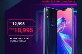 Shopee-Exclusive: ASUS ZenFone Max Pro M2 (4GB) for only PhP10,995!